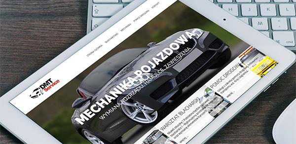 Blacharstwo i mechanika pojazdowa, pomoc drogowa – DMTSERVICE