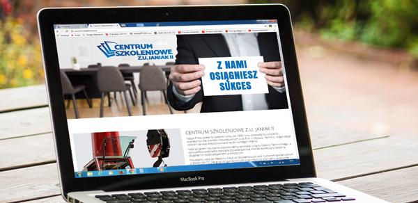 Strona internetowa dla Janiak II