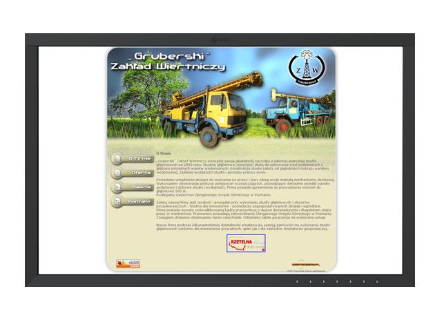 Realizacja strony internetowej